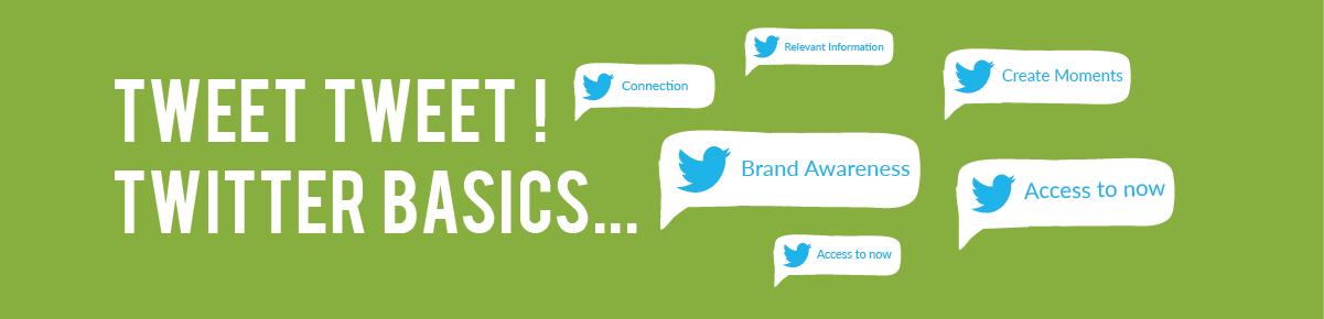 Tweet Tweet! Twitter Basics…