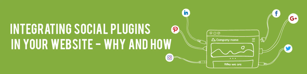 Integrating Social Plugins In Your Website - Why and How