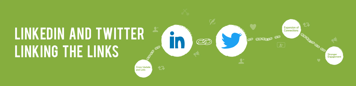 LinkedIn And Twitter – Linking The Links