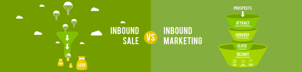 What is Inbound Sales? And Vs Inbound Marketing!